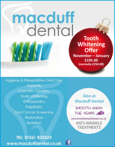 Tooth Whitening Offer